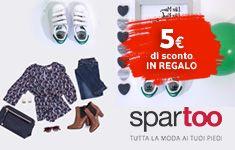 #Vodafone Ricarica Marzo: in #omaggio buono #Spartoo da 5 €