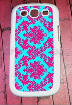Samsung Galaxy S3 Case  Damask  Pattern Samsung by KrezyCase, $14.95
