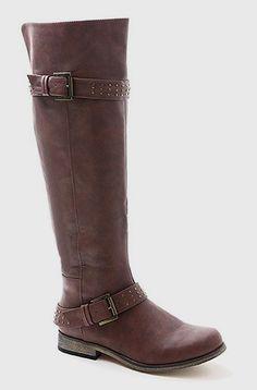 Tan Brianna Boot