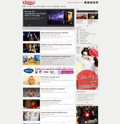 Klant: s.Oliver, Campagne: Celebrate & win Veronicamagazine.nl Half Page