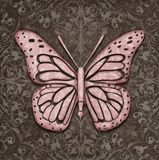 Pink Butterfly IV Pósters por Todd Williams