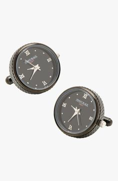 Penny Black 40 Functional Watch Cuff Links
