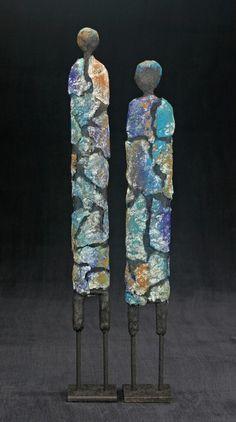 Pottery Sculpture, Wood Sculpture, Contemporary Sculpture, Elmo, Textile Art, Fresco, Paper Art, Artsy, Betty Boop