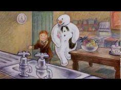 The Snowman (HD) Raymond Briggs- (1982) Complete Animation