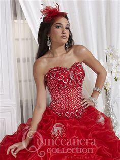 #Quinceanera Dresses #Quinceanera Dress #Quinceanera # Quince Dresses #Quince Dress #Damas #Damas Dresses http://www.gowngarden.com/Quinceanera-Collection-26723-by-House-of-Wu-p/qc-26723.htm#