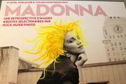 Vernissage de l'expo Madonna, a transformationnal exhibition -   Mercredi 14 novembre 2012 @ W Paris - Opéra