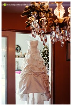 Christmas Wedding Dress