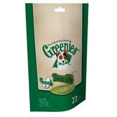 Greenies Half Pack Teenie 22 Count