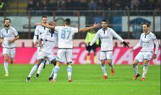 Lazio slår Inter i vildt drama på San Siro