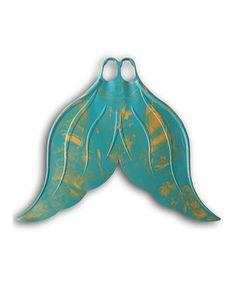 Aqual Marine MerFin by Mahina Mermaid #zulily #zulilyfinds