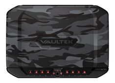 Buy Vaultek VTi Full-Size Biometric Handgun Bluetooth Smart Safe Multiple Pistol Safe with Auto-Open Lid and Rechargeable Battery