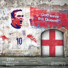 FIFA World Cup Brazil 2014  England