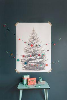 La Navidad sutil: 8 ideas de decoración navideña minimalista | Ministry of Deco