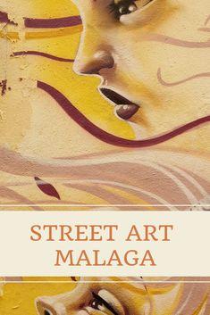 Jeg lar meg ofte imponere over stilig gatekunst – det gjorde jeg også i Malaga. Street Art kommer i alle former og fasonger, de er ofte store og imponerende og laget av talentfulle kunstnere. I bakgatene i Malaga var det mye snadder å finne :) Malaga, Street Art, Movies, Movie Posters, Viajes, Kunst, Films, Film Poster, Cinema