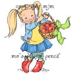 Mo's Digital Pencil - For Teacher Girl, $3.00 (http://www.mosdigitalpencil.com/products/For-Teacher-Girl.html)