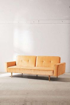 Shop Bella Velvet Sleeper Sofa at Urban Outfitters today. We carry all the latest styles, colors and brands for you to choose from right here.