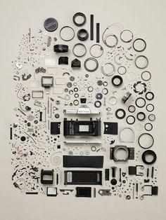 Deconstructed camera