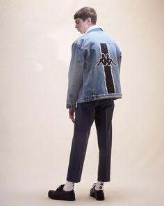 Kappa Kontroll FW17 Denim Jacket