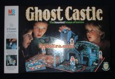 One of many fun MB Games from my childhood.