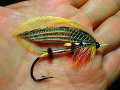 CAMPBELL  Hook: Partridge CS6 4/0  By Yuji Wabe8