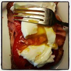 Farm fresh eggs & fresh tomatoes