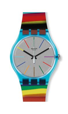 ~Swatch Watch* COLORBRUSH | Swatch España