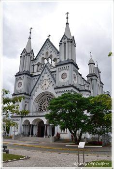 Church in Santa Catarina, Brazil | South America