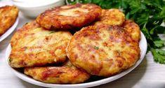 Șnițele de cartofi – vă va fi foarte greu să vă opriți din mâncat – România de astăzi Pizza Appetizers, Appetizer Dips, Blue Food, No Cook Meals, Tandoori Chicken, Baked Potato, Food To Make, Chicken Recipes, Dinner Recipes