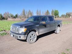 2009 Lobo field truck, Mexico