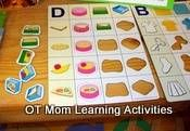 Occupational Therapy Learning Activities for Kids