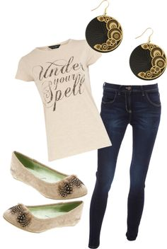 """Under Your Spell"" by angiebailey13 on Polyvore"
