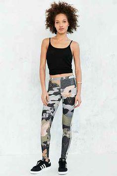 adidas Originals By Rita Ora Kimono Print Legging - Urban Outfitters