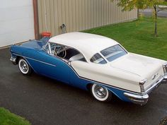 1957 Oldsmobile Super 88 J-2...repin brought to you by #HousofInsurance in #EugeneOregon