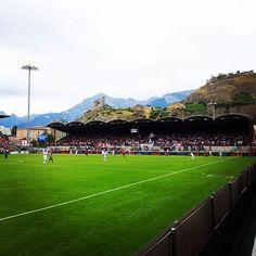 FC Sion vs. FC St. Gallen #sion #stgallen #groundhopping #sitten #schweiz #switzerland #suisse #fußball #alpen #fcsg #tourbillon by schmied_1