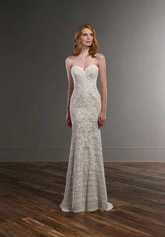 Martina Liana 772 Wedding Dress photo