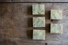 The Wake Up Bar - make your own batch of amazing smelling soap!