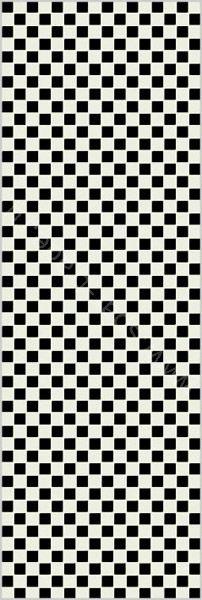 Универсальная плитка Deco d'Antan Petite Mosaique Noir-Blanc