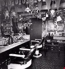 Titanic Barber Shop