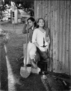 maori teenagers - derek henderson