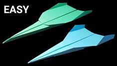 Mahir Cave condivide su YouTube la sua passione: realizzare aerei di carta capaci di volare a lungo grazie a un attento design. Se la materia vi ap...