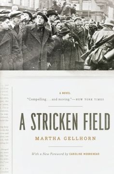 A Stricken Field: A Novel by Martha Gellhorn https://www.amazon.com/dp/0226286967/ref=cm_sw_r_pi_dp_x_4sotzb46AS9WA