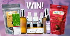 WIN a hamper of gourmet treats and spa products, valued at $400!