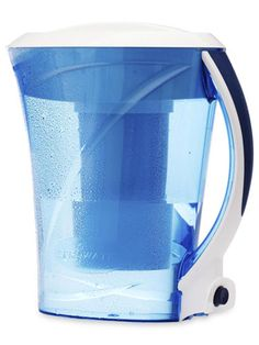 GoodHousekeeping- Water Filter Reviews: zerowater 8-cup pitcher