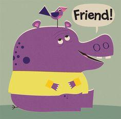 Hippo by Steve Mack