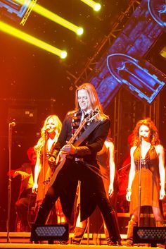 Angus Clark - Trans Siberian Orchestra