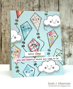 My Impressions: Simon Says Stamp May Card Kit, GIVEAWAY, and 20% off sale!