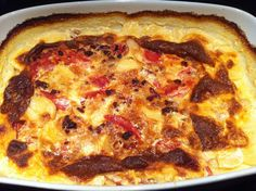 Evas Køkken: Italienske flødekartofler