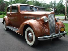1937 Packard 120 Touring Coupe for sale   Hemmings Motor News