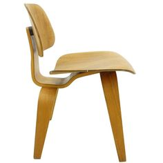 Eames Evans DCW Chair | From a unique collection of antique and modern chairs at https://www.1stdibs.com/furniture/seating/chairs/