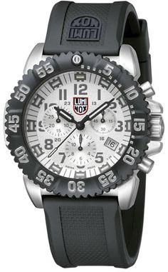 3f8f2a7c63b 3187 - Authorized Luminox watch dealer - Mens Luminox NAVY SEAL STEEL  COLORMARK CHRONOGRAPH 3180